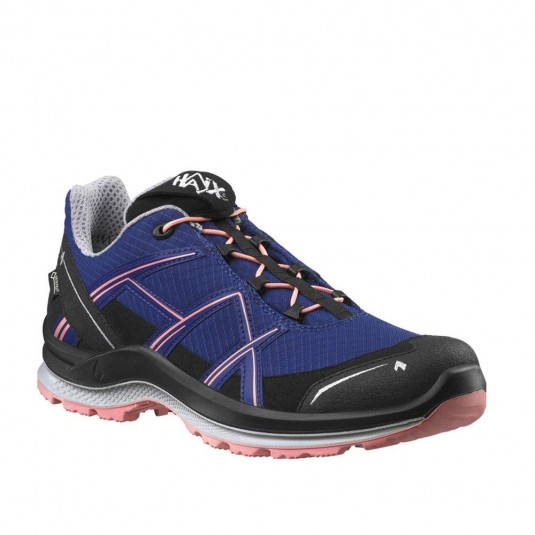 Haix Black Eagle Adventure 2.1 GTX Low Womens Indigo/Peach