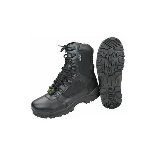 Highlander Omega Tactical Boot Black
