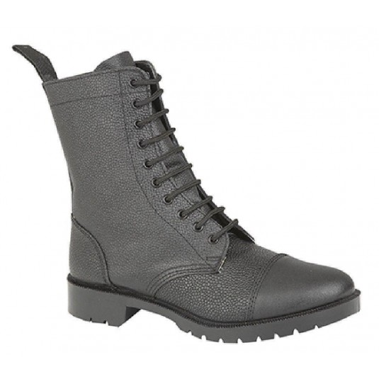 Grafters 10 Eye Cadet Boot