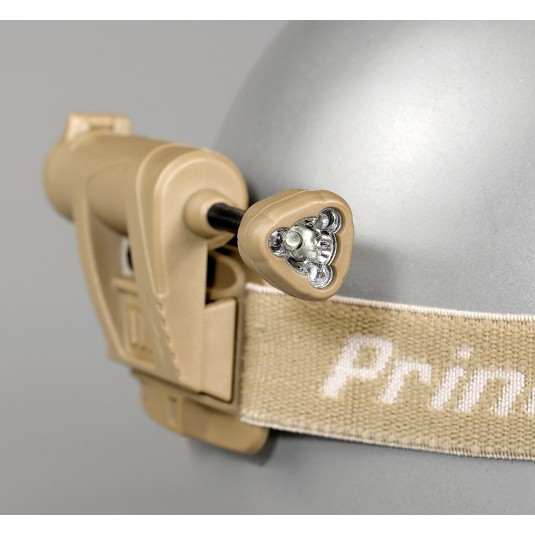 Princeton Tec CHARGE Helmet Light Tan