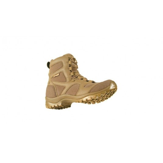 Blackhawk Warrior Wear Light Assault Tactical Boots In Coyote Tan