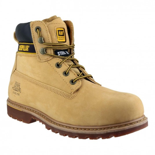 Caterpillar Holton Lace Up Boot Honey