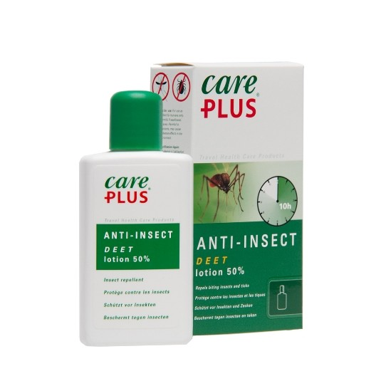 Care Plus Anti-Insect Repellent 50% DEET Lotion 50ml