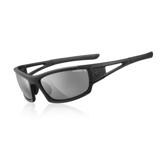 Tifosi Dolomite 2.0 Matte Black 3 Lense Array Sunglasses