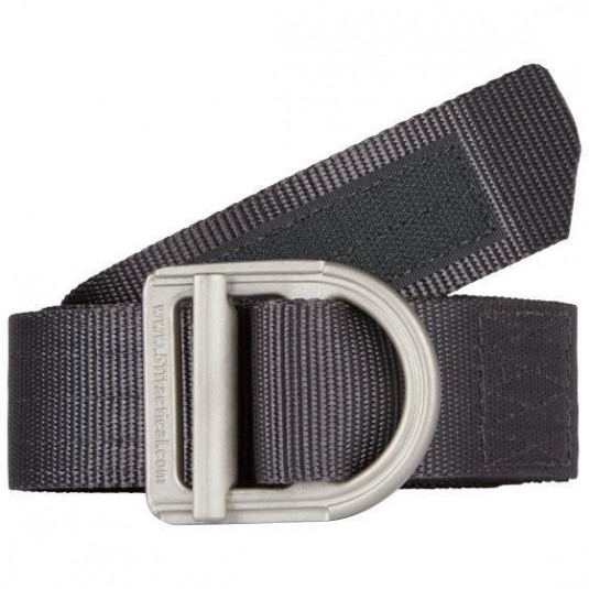 5.11 1.5 Inch Trainer Belt In Charcoal