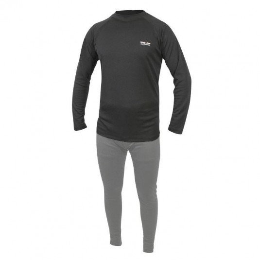 XT Base Layer Top In Black And Olive