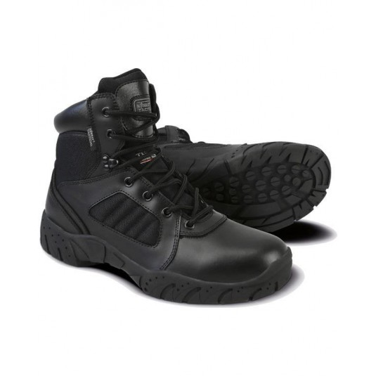 Kombat UK 6 Inch Tactical Pro Boot In Black