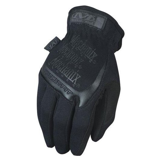 Mechanix Anti Static Black Fast Fit Gloves