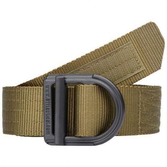 5.11 1.5 Inch Trainer Belt In TDU Green
