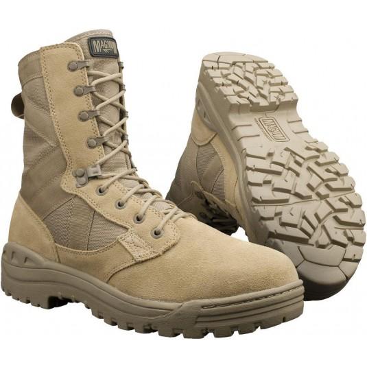 Magnum Scorpion Boots In Desert Tan