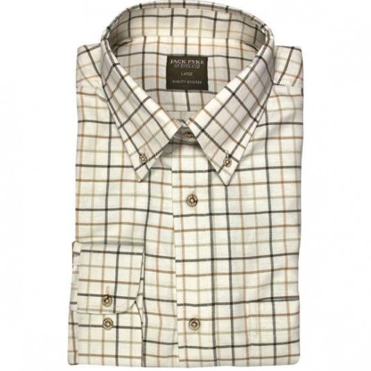 Jack Pyke Countryman Shirt - Brown Check