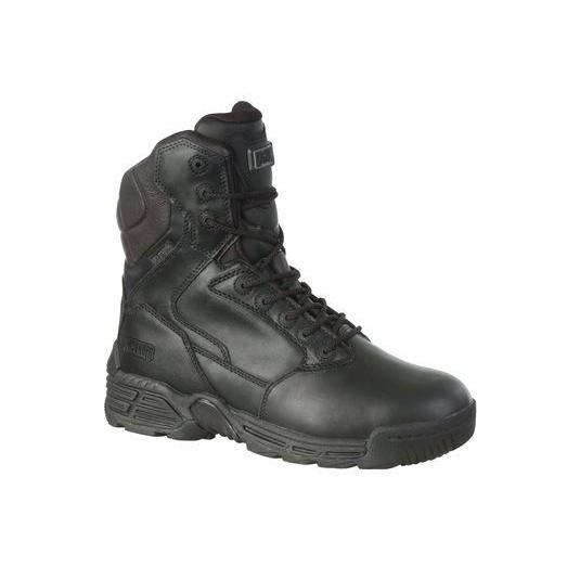 """Magnum 8"""" Stealth Force WPI Boots In Black 50314"""