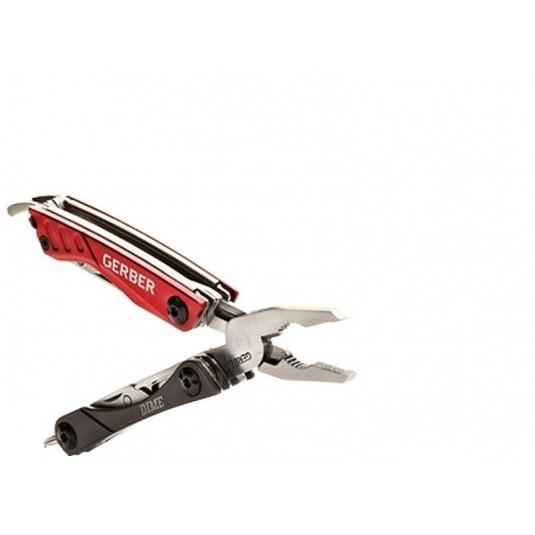 Gerber Dime Red Mini Multi-Tool