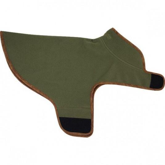 Jack Pyke Fleece Dog Coat Light Olive