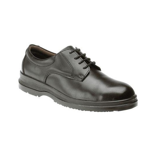 Grafters Men's Plain Front Gibson Safety Shoe M774A