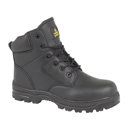 Amblers Tactical 6 Inch S3 Leather Waterproof CT Safety Boot FS006C