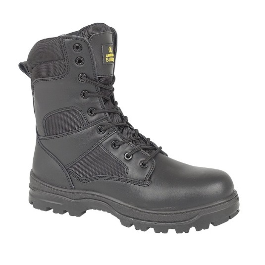 "Amblers Tactical 8"" Composite Toe/Plate Safety Boot FS009C"