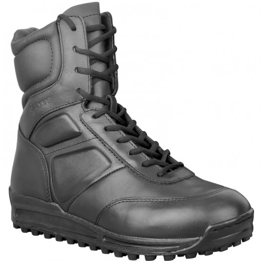 Bates 8 Inch Spyder Falcon Boots In Black
