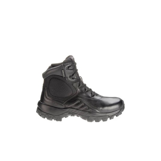 Bates 6 Inch Delta-6 GTX Side Zip Boot In Black