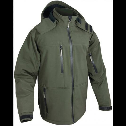 Jack Pyke Soft Shell Jacket Hunters Green