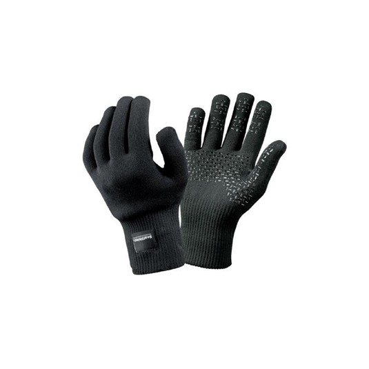 SealSkinz Ultra Grip Glove Black KJ751