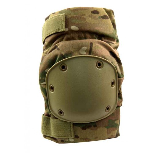 Pro Force Hard Shell Knee Pads Multicam