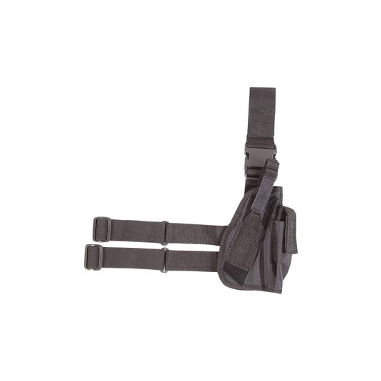 Viper Tactical Leg Holster Right Handed Black