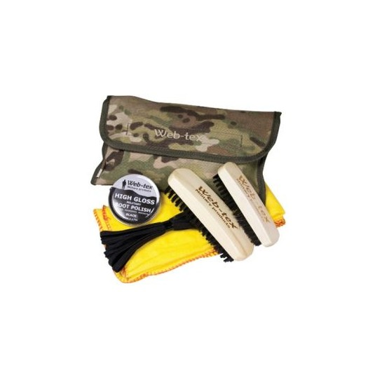 Web-Tex Multicam Boot Care Kit