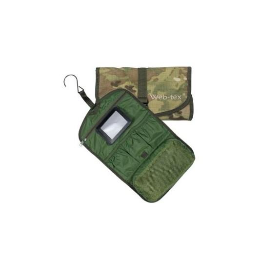 Web-Tex Multicam Wash Bag