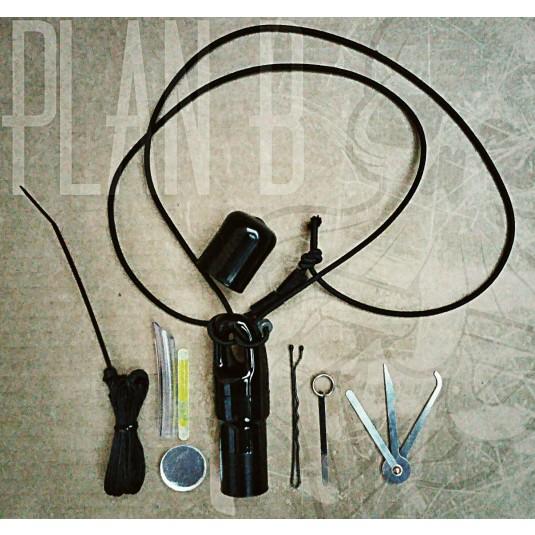 PLAN B.2 Fast Track Counter Kidnap Custody Kit