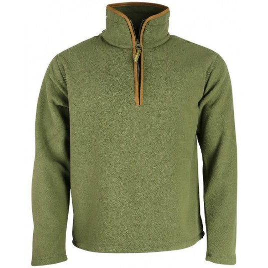 Kombat UK Pullover Country Fleece Country Green