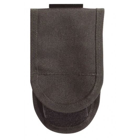 Web-tex Large Belt Pouch Black