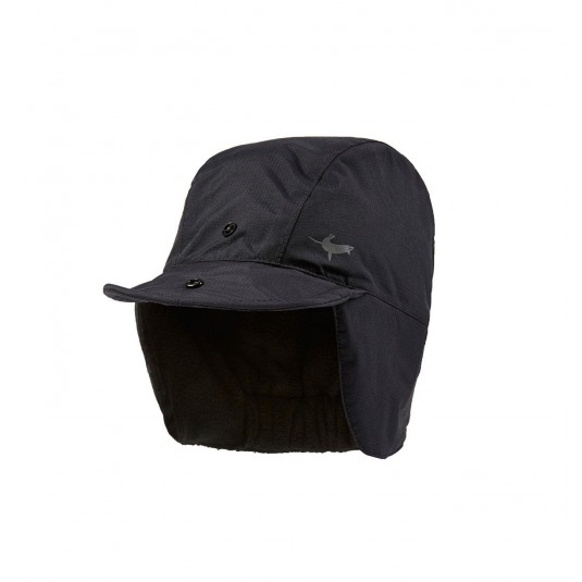 SealSkinz Winter Waterproof Hat Black