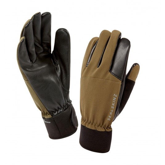 SealSkinz Hunting Waterproof Gloves Olive