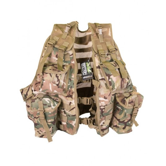 Cadet Assault Vest BTP