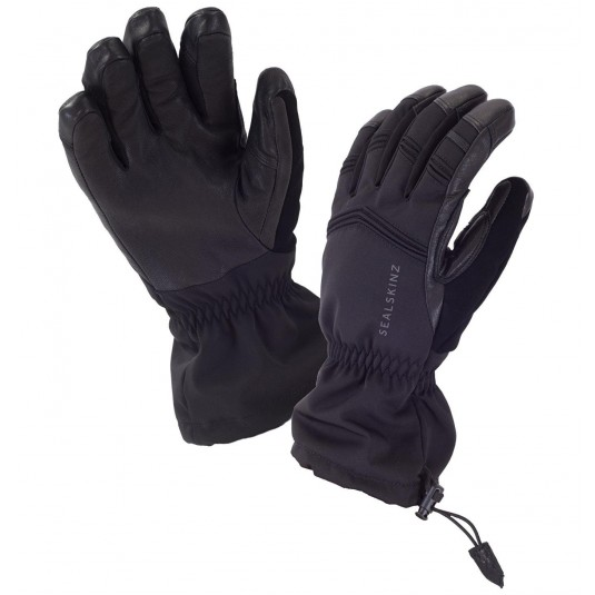 SealSkinz Extreme Cold Weather Waterproof Gloves Black
