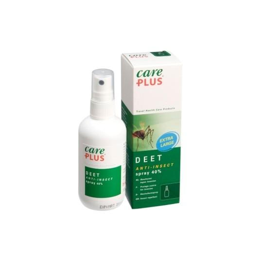 Care Plus Anti-Insect Repellent Deet Spray 100ml