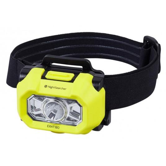Nightsearcher EXHT180 Intrinsically Safe Flashlight