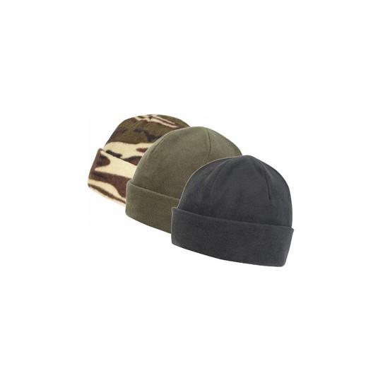 Jack Pyke Fleece Bob Hat O/Green