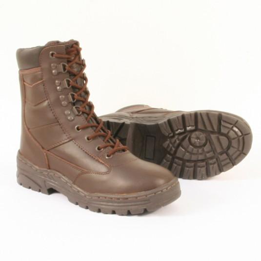Highlander Delta Boot Brown