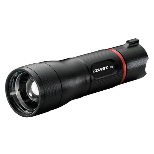 Coast G50 Focus Beam High Powered LED Torch (166 Lumens)