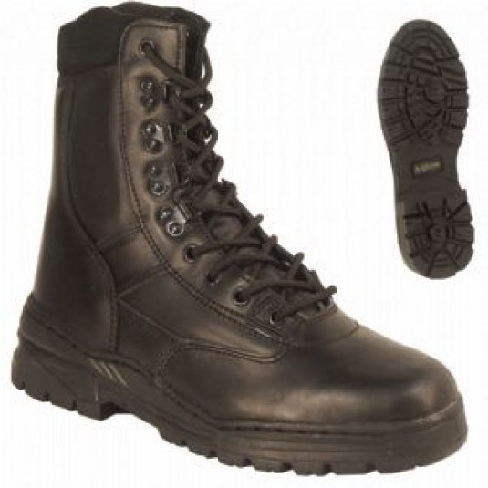 Highlander ATF Delta All Leather Patrol Boot