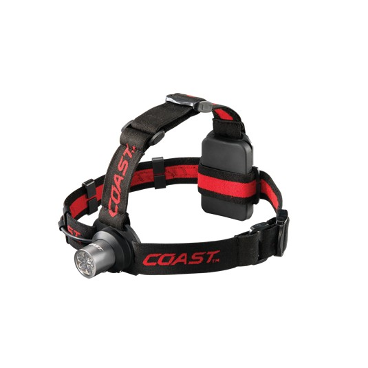 Coast HL5 Max Beam LED Head Torch (175 Lumens)