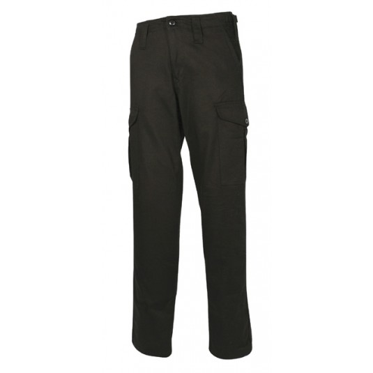 Heavyweight Combat Trousers Black