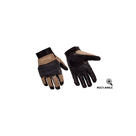 Wiley X Hybrid Coyote Brown Glove