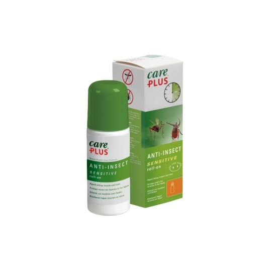 Care Plus Anti-Insect Repellent Sensitive 20% Icaridin Roll-On 60ml