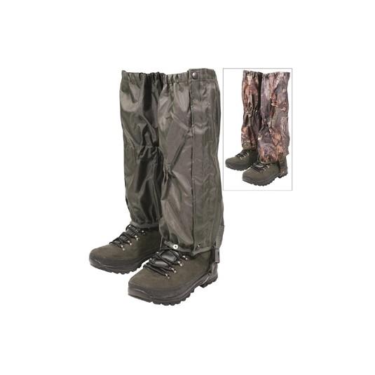 Jack Pyke Waterproof Leg Gaiters Hunters Green