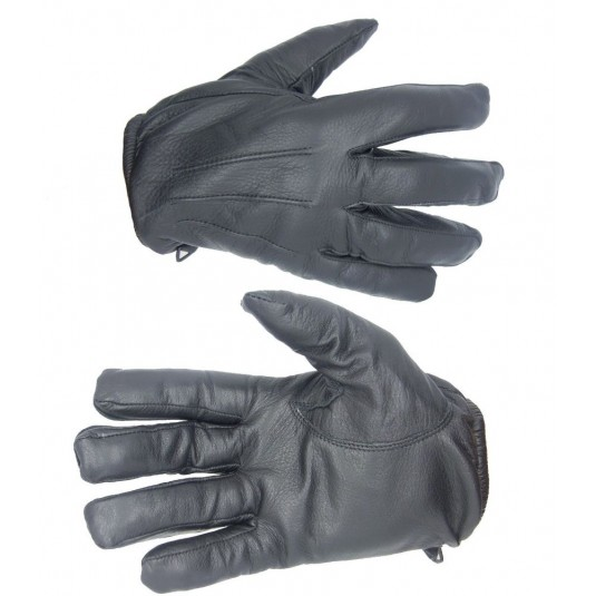 Kevlar Anti Slash Leather Duty Gloves