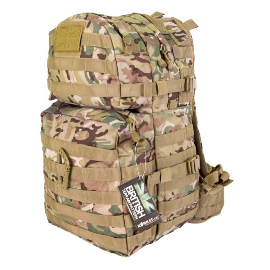 Medium Assault Pack 40 Ltr BTP