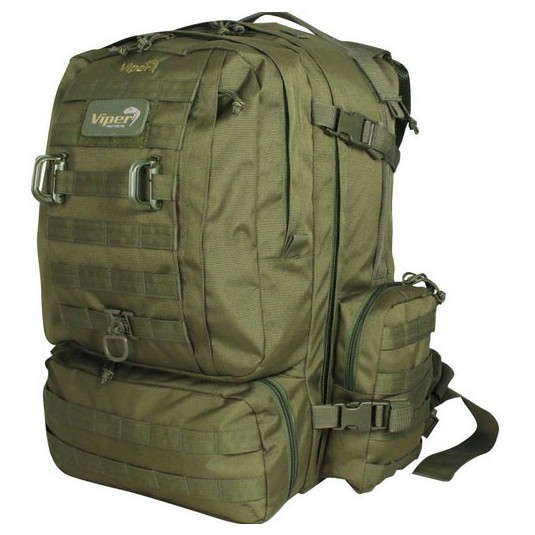 Viper Tactical Mission Pack Green